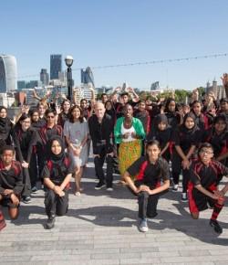 Sadler's Wells and Wayne McGregor launch London Curriculum's Dance unit