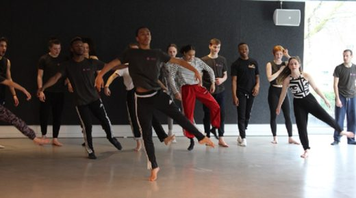 National Youth Dance Company celebrates Get Creative Day at Sadler's Wells