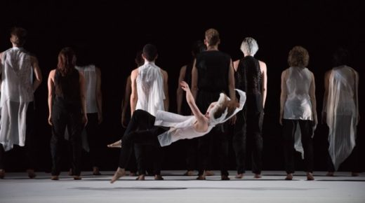 What happens when fashion meets dance