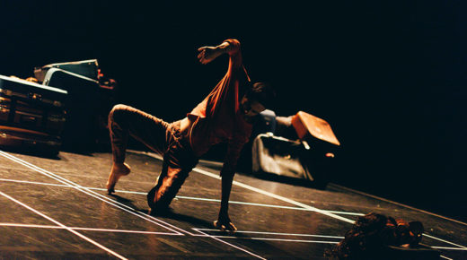 Meet dancer and choreographer Aakash Odedra