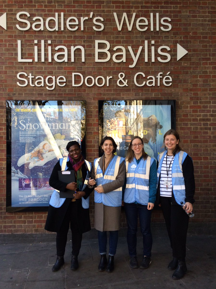 Sadler's Wells supports air quality campaign