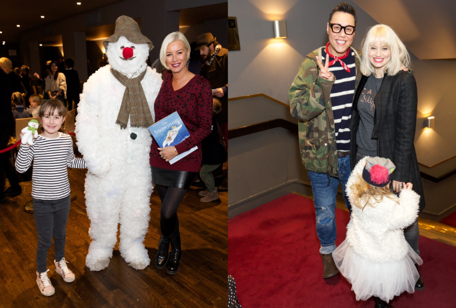 The Snowman celebrates 20th anniversary with star-studded gala