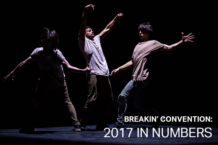 BREAKIN' CONVENTION: 2017 IN NUMBERS