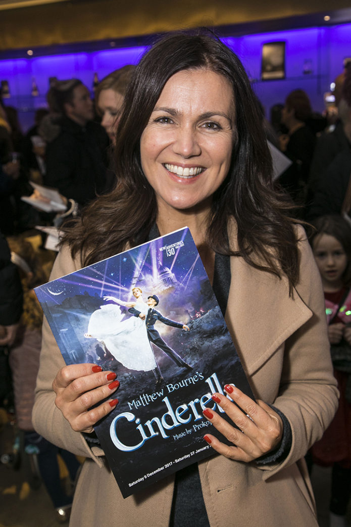 'Cinderella', Gala Night, London, UK - 17 Dec 2017