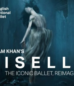 AKRAM KHAN'S GISELLE COMING TO CINEMAS