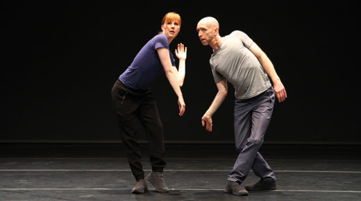 William Forsythe's A Quiet Evening of Dance shorlisted for FEDORA Prize