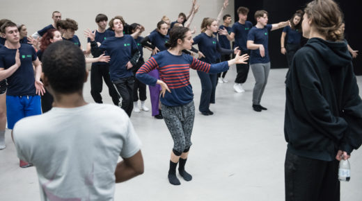 NYDC workshops get young people dancing nationwide