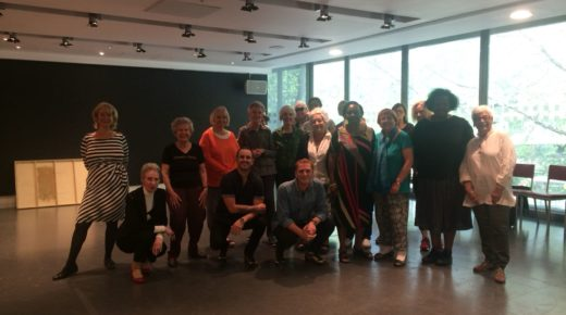 Over-60s Tap into dancers' knowledge