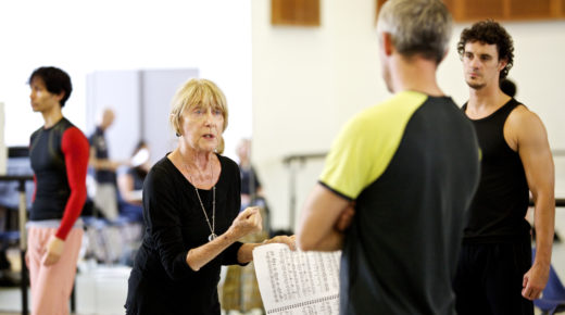 A Tribute to Dame Gillian Lynne