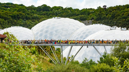 Inspiring Future Theatre Day: Over 400 Young Dancers Prepare to perform at Eden Project
