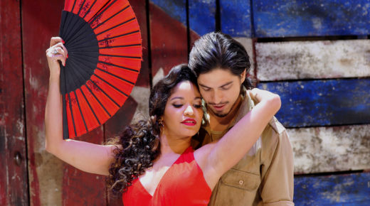 Our Top 5 Cuban Dance Moments on Strictly