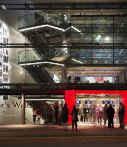 Sadler's Wells nominated for Most Welcoming Theatre Award