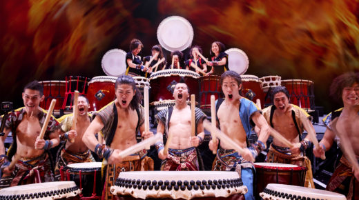 5 THINGS YOU MIGHT NOT KNOW ABOUT TAIKO DRUMMING