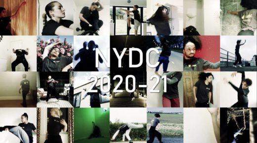 National Youth Dance Company Goes Digital With New Cohort